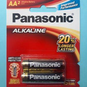 Pin Panasonic LR6T/2B AA Alkaline 1.5V Đà Nẵng