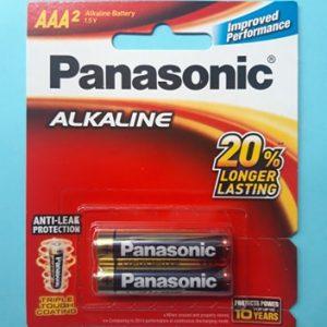 Pin Panasonic LR03T/2B AAA Alkaline 1.5V Đà Nẵng