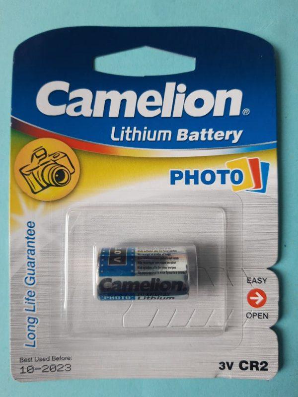 Pin CR2 Camelion Photo Lithium 3V Đà Nẵng