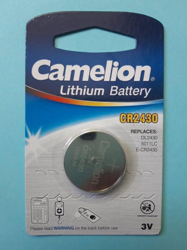 Pin Camelion CR2430 Lithium 3V Đà Nẵng