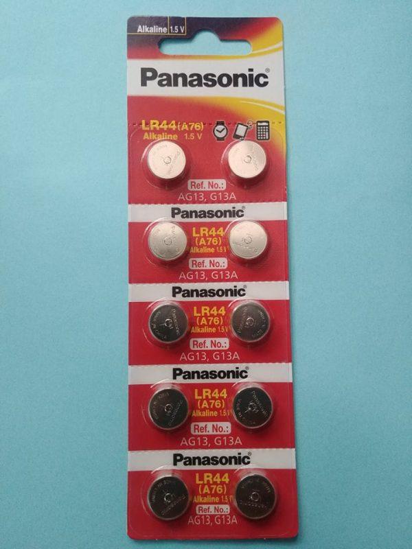 Pin AG13 Panasonic LR44 Alkaline 1.5V Đà Nẵng
